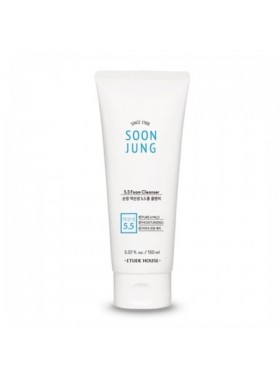 Etude House Soonjung 5.5 Foam Cleanser 150ml