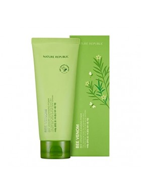 Nature Republic BEE VENOM Cleansing Foam