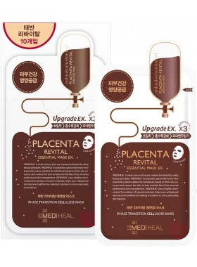 Mediheal Placenta Revital Essential Mask