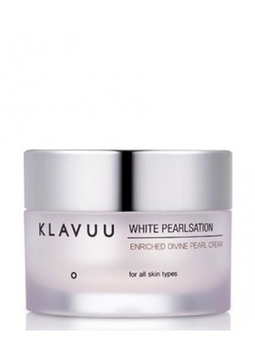 KLAVUU White Pearlsation Enriched Divine Pearl Cream 50ml
